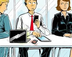 Celular no trabalho pode ser proibido – Dra. Silvia Seabra de Carvalho