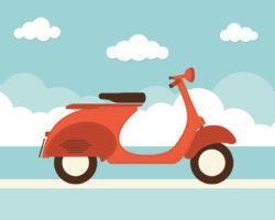 Nova resolução retira obrigatoriedade de aulas para guiar motos até 50cc